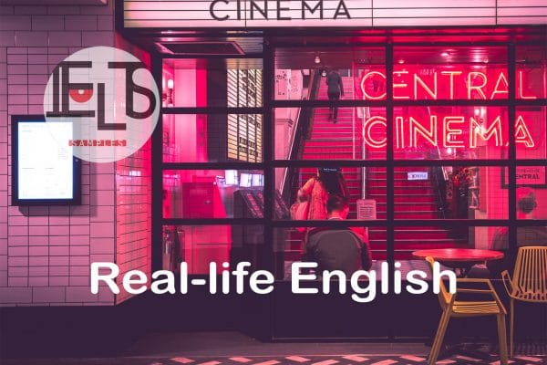Real Life English with movies